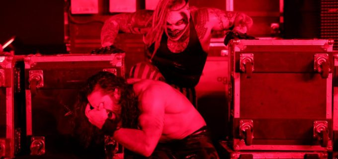 【WWE】ロリンズが王座陥落してワイアットが新ユニバーサル王者に