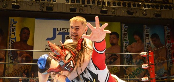 【JUST TAP OUT】TAKAみちのく、ライガーとのラストシングルも勝ち越しならず!甲子園優勝球児の田村ハヤトが後楽園で初勝利!
