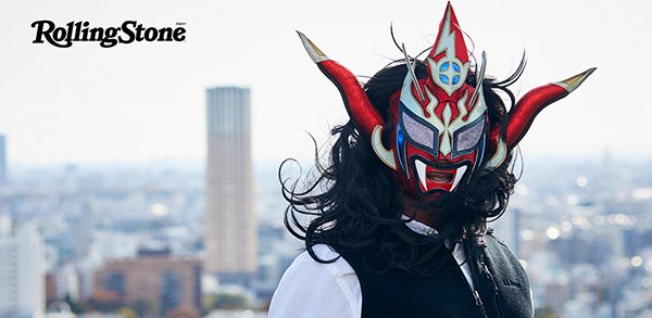 【新日本】『Rolling Stone Japan Web』に獣神サンダー・ライガー選手のインタビューが掲載!★獣神サンダー・ライガーの幸福な「最終章」と、その先に広がる「新章」の夢