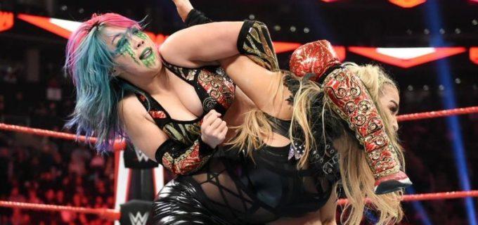 【WWE】アスカ、ナタリアとの雪辱戦に快勝