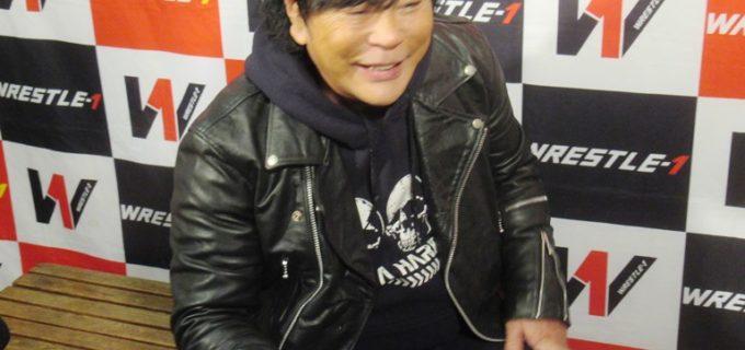 【W-1】12・31大阪での電流爆破デスマッチが電撃決定!大仁田厚は武藤敬司の引 っ張り出しを画策