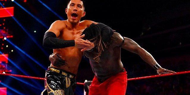 【WWE】戸澤、Rトゥルース相手にロウ初勝利もUS王座挑戦権獲得ならず!