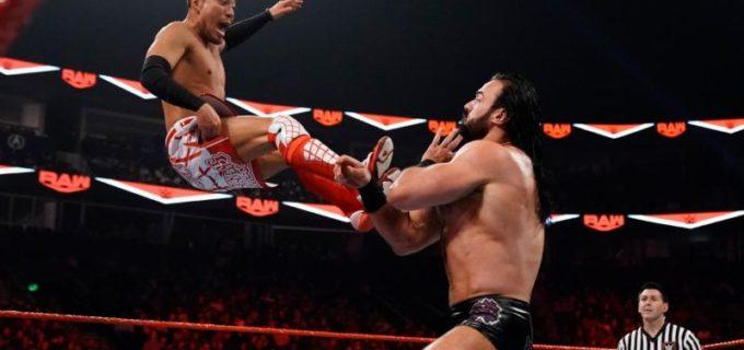 【WWE】戸澤、マッキンタイアのクレイモアで撃沈