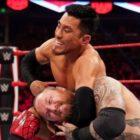 【WWE】戸澤、ブラックに敗れてロウ初勝利に届かず
