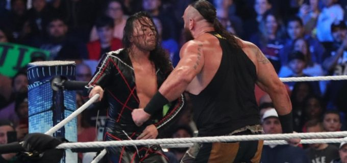 【WWE】中邑&セザーロがIC王座を狙うストローマンから襲撃受ける