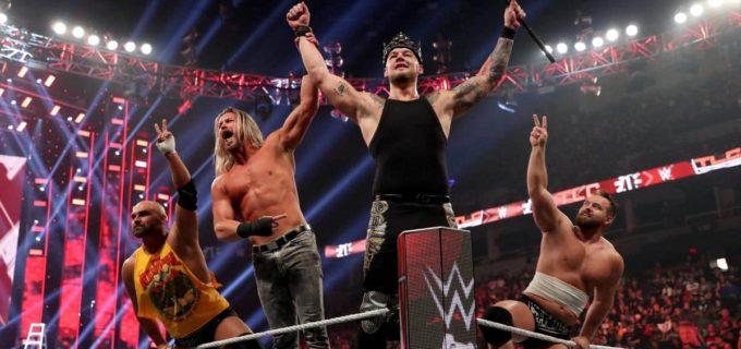 【WWE】レインズが因縁のコービンにTLC戦で敗退