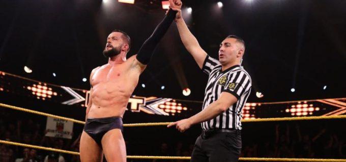 【WWE】フィン・ベイラー対アダム・コールのNXT王座戦が決定