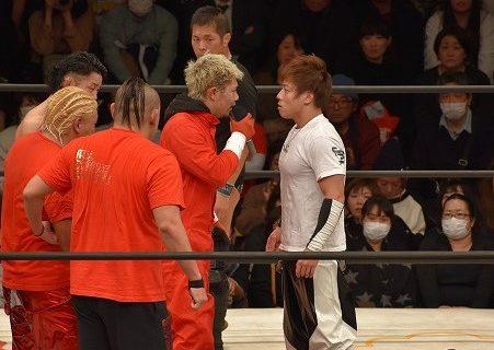 【ドラゴンゲート】MaxiMuMを裏切りR・E・Ⅾ 加入の石田凱士とジェイソン・リーのブレイブゲート戦が12.15福岡で決定!