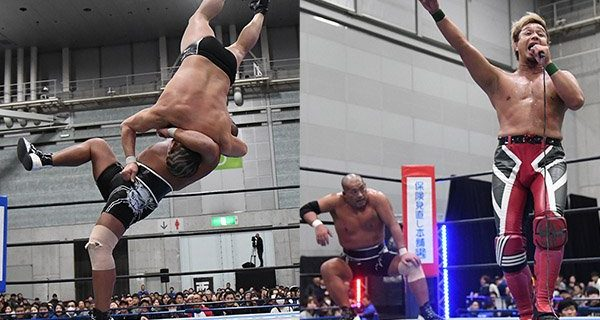 【新日本】石井&YOSHI-HASHIが鈴木&アーチャーを撃破!優勝戦線に残ったのは3強!オカダと飯伏は前哨戦でヒートアップ!