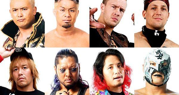 【新日本】<12月20日(金)後楽園の全カード決定!>メインで内藤とヒロムが合体!オカダ組と8人タッグで激突!