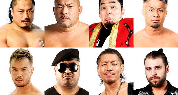【新日本】<1月4日(土)東京ドームの全カード決定!>NEVER無差別級王座戦目前!第3試合ではKENTAと後藤が1.4東京ドームで最後の前哨戦!