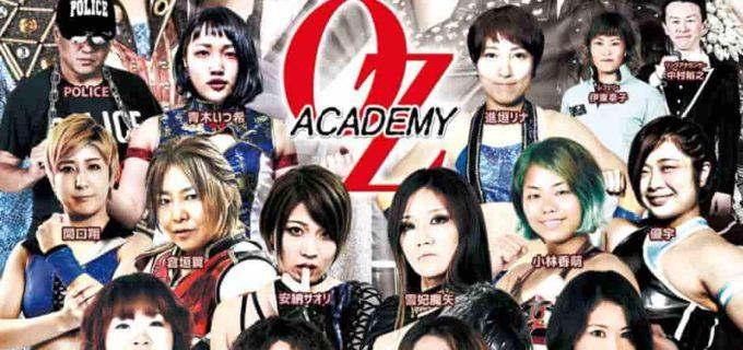 【OZアカデミー】<12/15後楽園>全対戦カード決定~正危軍と獣友が特殊ルールの8人タッグで徹底決着戦!