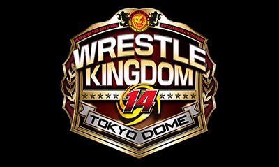 【新日本】<1・5全対戦カード>「WRESTLE KINGDOM 14 in 東京ドーム」伝説創る1.5(イッテンゴ)