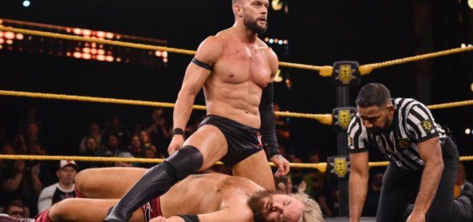 【WWE】フィン・ベイラーが遺恨発生のトレント・セブンに快勝!