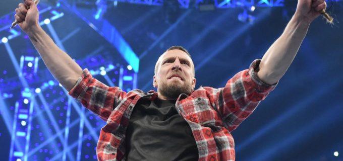 """【WWE】ブライアンが""""ザ・フィーンド""""ワイアットを襲撃してストラップ戦を要求"""