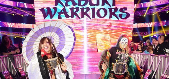 【WWE】カイリがベッキーに惜敗もアスカが怒りの襲撃