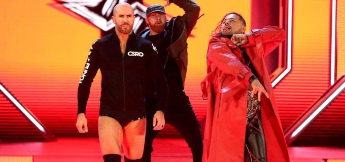 【WWE】中邑、因縁のストローマンにタッグ戦で屈辱の敗戦
