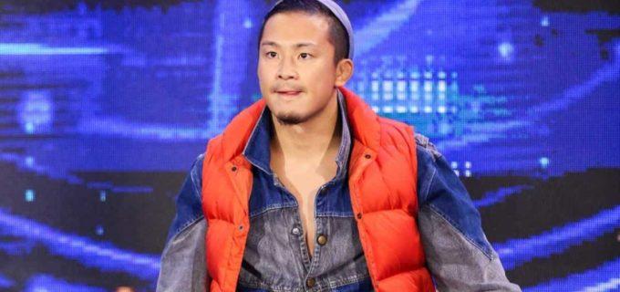 【WWE】KUSHIDAのタッグパートナーはアレックス・シェリーに決定