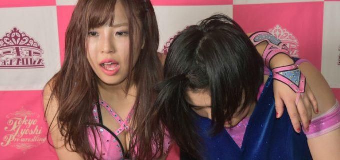 【東京女子】白川未奈がインフルエンザにより欠場、対戦カード変更!