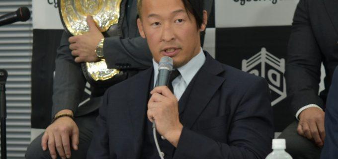 【ノア】副社長に就任した丸藤正道の右膝関節遊離体の摘出手術による欠場を発表
