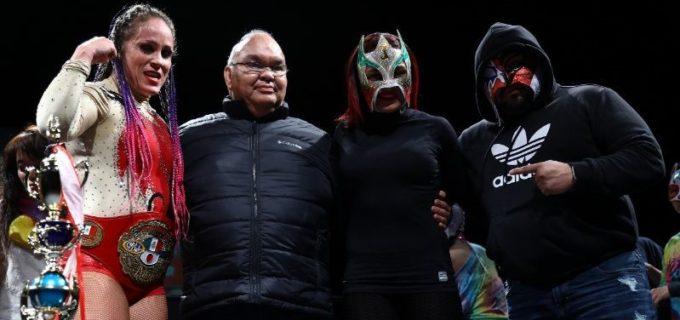 【CMLLレディースリング】1.22新木場<全試合結果>CMLL日本女子選手権はダリスが白川未奈を降し初代王者に!つくしが26日のリボンタッグ防衛でメキシコ行きを決意!