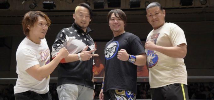 【DDT】ノア・丸藤正道がHARASHIMAが属するDISASTER BOXに加入し、1・26後楽園からDDTに本格参戦へ