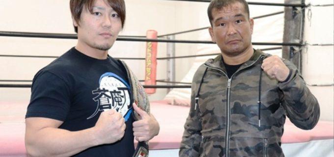 【DDT】1・26後楽園でKO-Ⅾ無差別級王座戦を争うHARASHIMAと田中将斗がともに勝利宣言