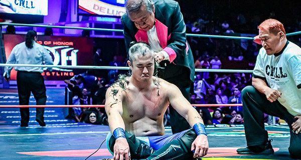 【新日本】CMLL試合結果!川人拓来ことカワトサンがCMLLの元旦興行でメインイベントに登場!カベジェラ戦で敗れて丸坊主になる!