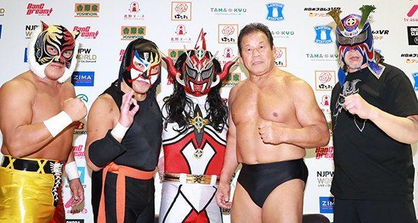 【新日本】試合後、獣神はドラゴンとガッチリ握手!ライガー「明日はヒロムしか見えてない。チャンピオンとして対角線に立つことを願ってる」