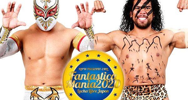 【新日本】<1.20後楽園大会・全カード決定>メインはカリスティコとカベルナリオのNWA世界ヒストリックミドル級王座戦!