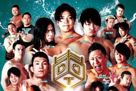【DDT】1.19(日)清水大会『ドラマティック羽衣伝説2020』全対戦カード&当日情報
