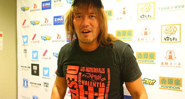 【新日本】内藤「KENTAの東京ドームでの行動、もっと言えばアメリカを離れて新日本に来たこと、これは素晴らしい一歩だと思うよ。勇気がいっただろうよ。でもさあ成功するか、失敗するかわからないよ。彼は世間に評価されたいんだろ? 這い上がりたいんだろ?」
