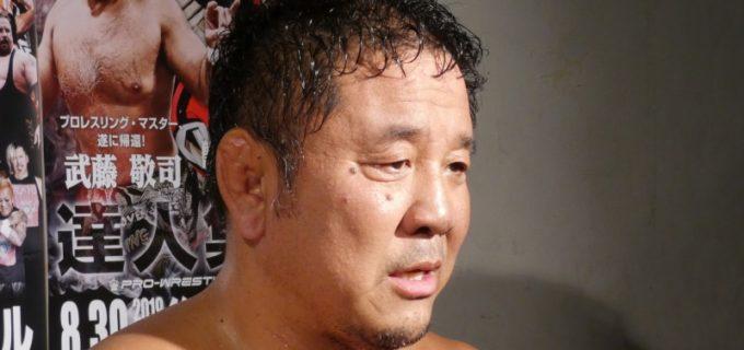 【新日本】盟友・中西学の引退発表に永田裕志「今は言葉も出てこない…」