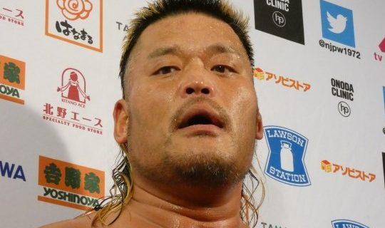 【新日本】第三世代の天山広吉が中西引退に「本当に残念です…」