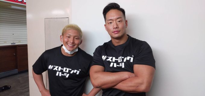 【ZERO1】#STRONGHEARTS 2.24(月祝)川崎で電流爆破マッチ決定!リンダマンがコメント!