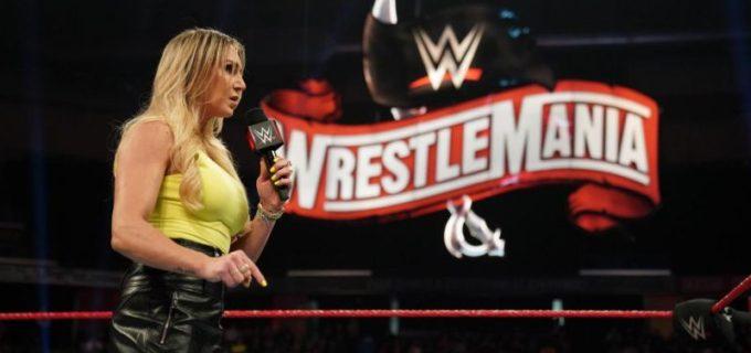 "【WWE】""女王""シャーロット・フレアーと王者リア・リプリーのNXT女子王座戦がレッスルマニアで決定!"