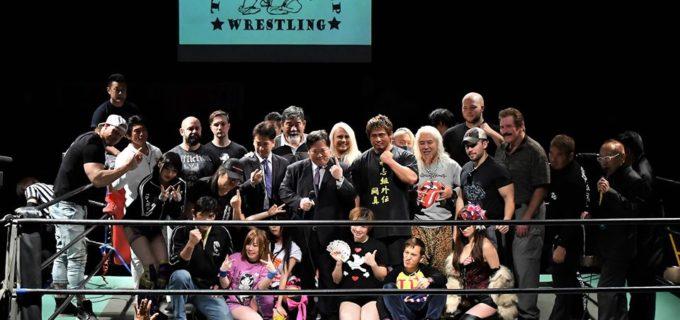 【TCW】2.19 新木場大会 <全試合結果>西村修がNKPWAヘビー防衛!船木vsダン・スバーンは引き分け!5人の元WWE戦士が集結!美女軍vs野獣軍が激突