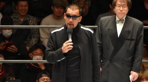 【マスターズ】蝶野正洋が難しい状況下にも大会を開催した武藤敬司に「心からお礼申し上げます」