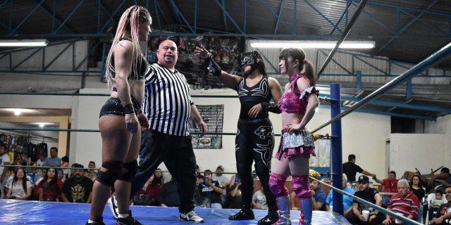 【CMLL】つくしが因縁のダリスとタッグで激突、メキシコ遠征第2戦結果!CMLL第3戦&第4戦カード決定!