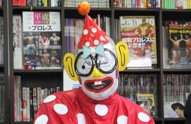 【OSW】くいしんぼう仮面が退団、3月より専属フリーとして参戦!