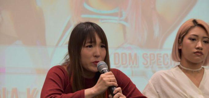 【スターダム】名古屋大会中止で涙のジャングル叫女「名古屋で岩谷麻優とのシングル実現」を切望!岩谷も「必ず名古屋でやります。絶対やります」と応える