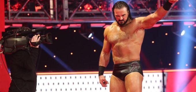 【WWE】王者レスナー、マッキンタイアのクレイモア3発でKO