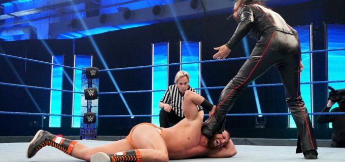 【WWE】中邑がまさかの敗戦を喫してゼイン対ブライアンのIC王座戦が決定