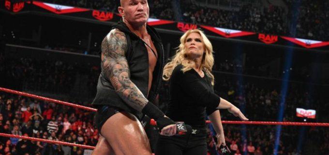 【WWE】オートンがエッジに続き、妻ベスにもRKO!