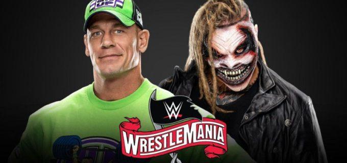 【WWE】ワイアットが祭典で対戦するシナにメッセージ