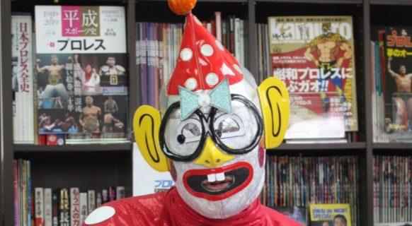 「全国のお子様へ。」くいしんぼう仮面がYouTubeにて絵本読み聞かせを配信