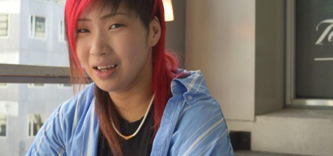 【リアルジャパン】<彩羽匠インタビュー>「長与さんから話を聞いていた佐山さんの 団体。参戦が決まったときはガッツポーズ でした!」