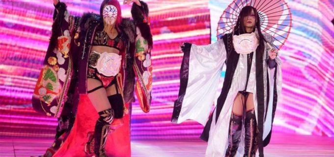 【WWE】王者カブキ・ウォリアーズが再始動でタッグ戦に勝利!