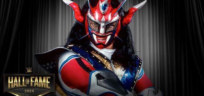 【WWE】獣神サンダー・ライガーの2020年WWE殿堂入りが決定!