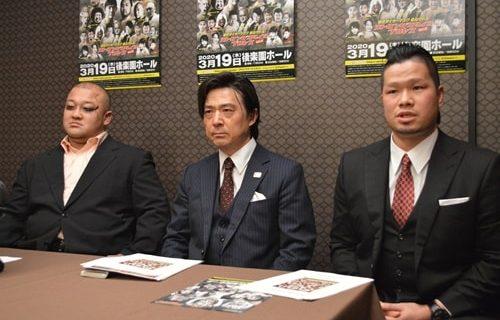 【リアルジャパン】<全カード決定>将軍岡本が対戦相手の間下隼人をバイ菌扱い! 間下「どちらも倒す準備はできています」